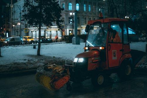 Gratis lagerfoto af traktor, transportmiddel, tungt udstyr