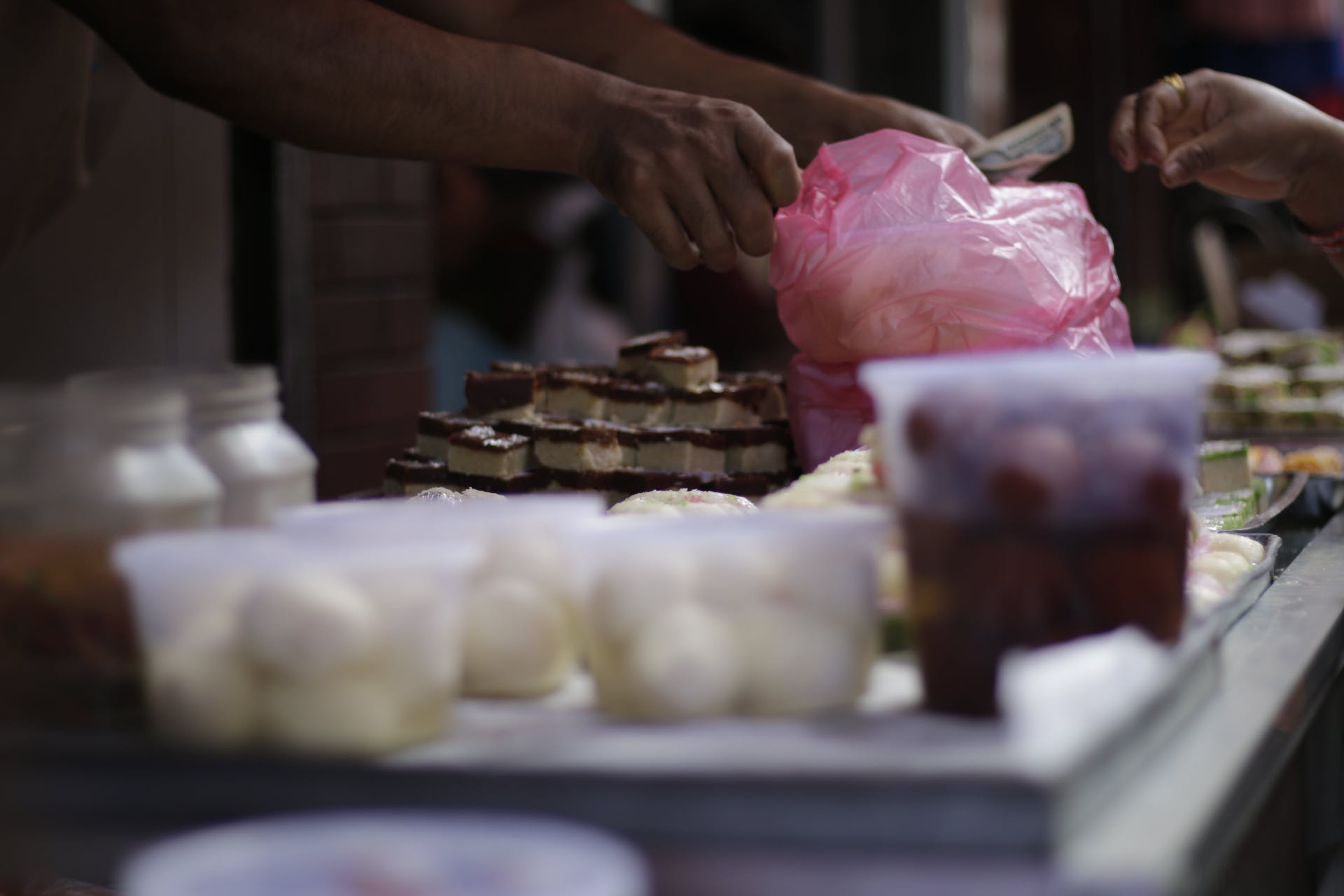 Free stock photo of busy, merchant, nepal, sweets