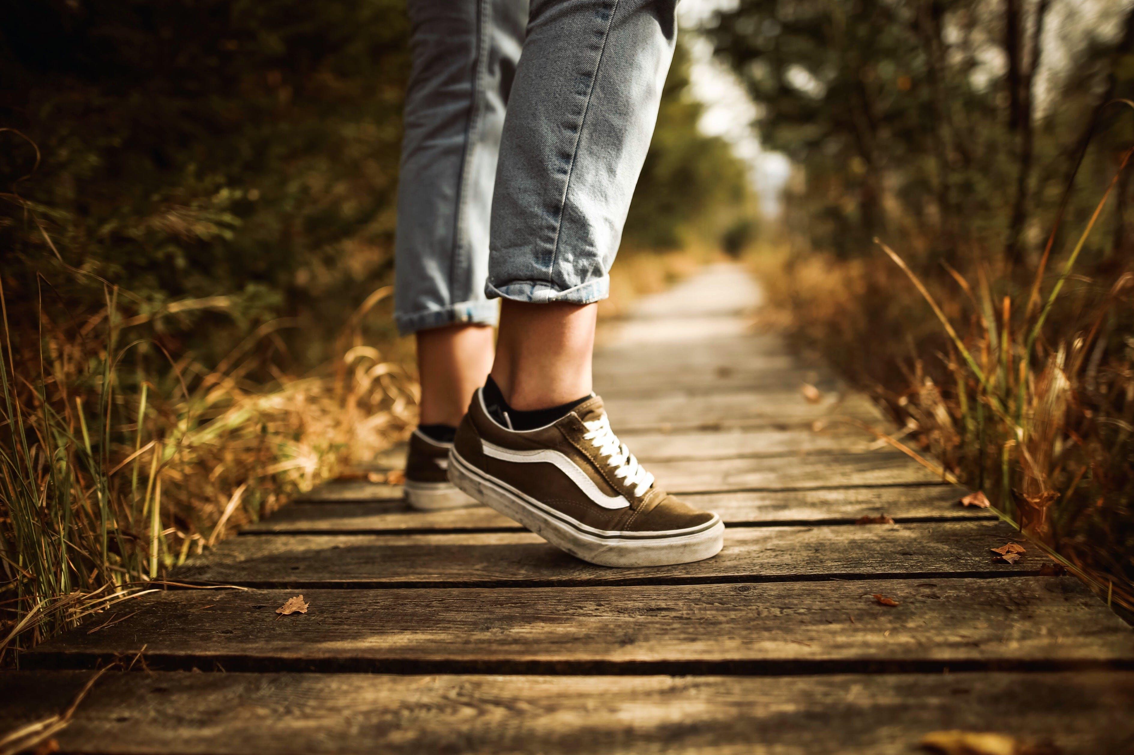 fashion, footwear, grass