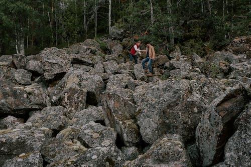 Foto stok gratis alam, batu, batu besar