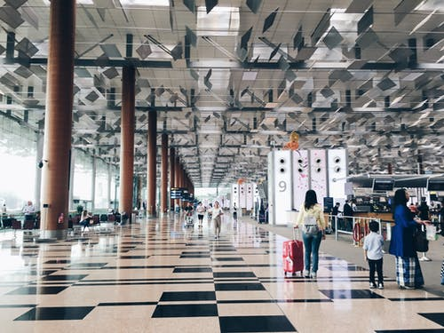 Free stock photo of aboard, adventure, airport, city