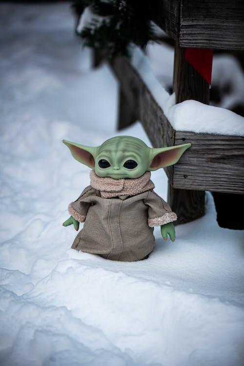 Free stock photo of baby, baby yoda, child