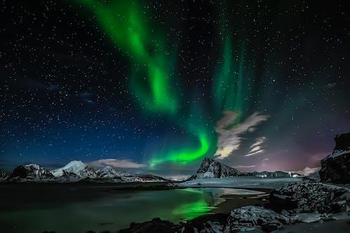 Free stock photo of arctic, astrology, astronomy, atmospheric
