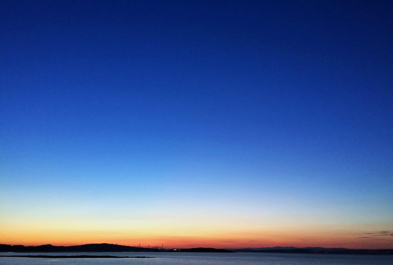 deniz, deniz manzarası, gökyüzü içeren Ücretsiz stok fotoğraf