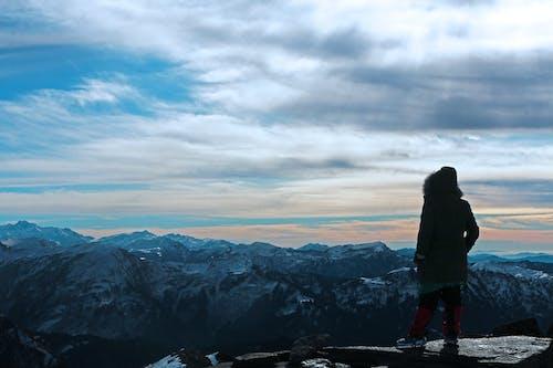 人, 冒險, 冬衣 的 免費圖庫相片