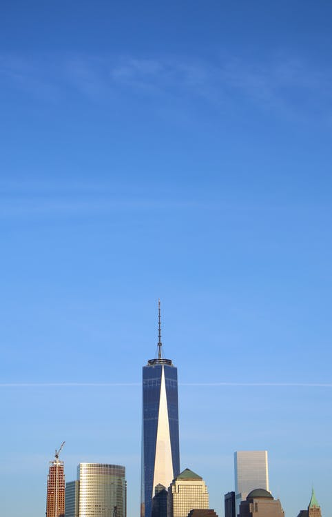 Free stock photo of financial district, Freedom Tower, Manhattan Architecture
