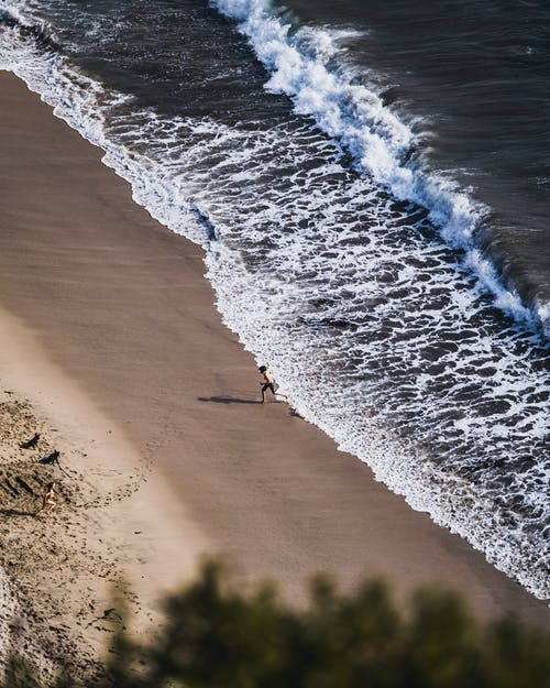 Foto stok gratis air, air biru, angin ribut, angin topan
