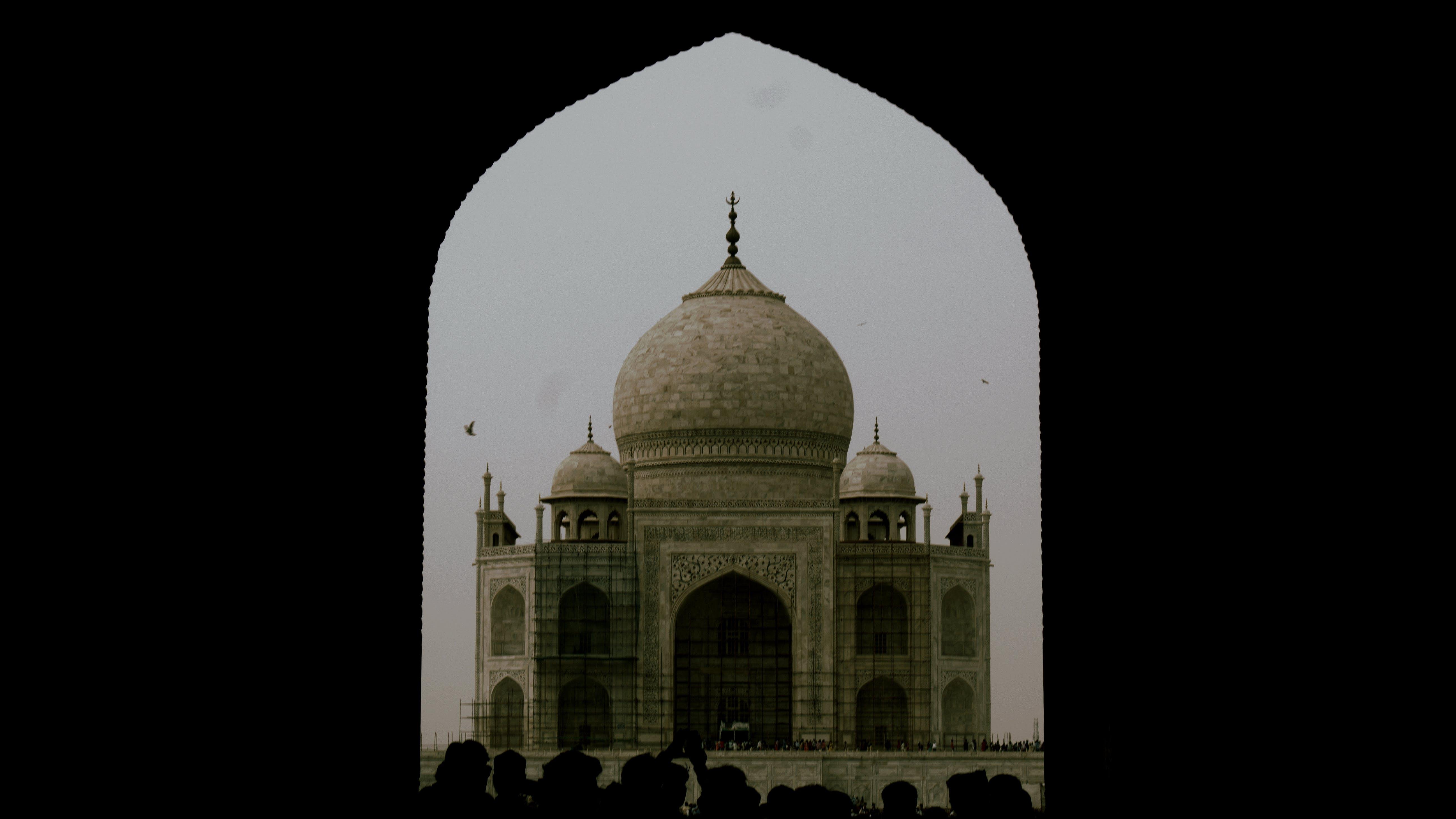 Free stock photo of Agra, mahal, taj