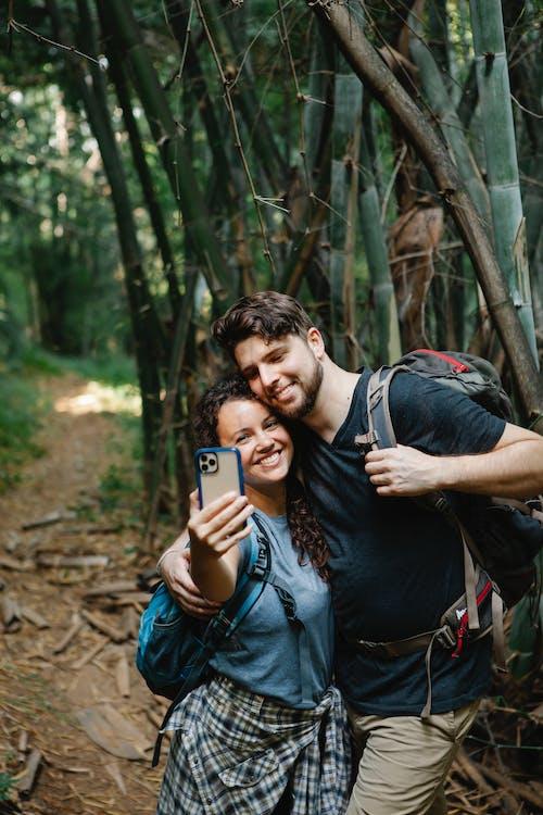 Kostenloses Stock Foto zu ausflug, bambus, baum