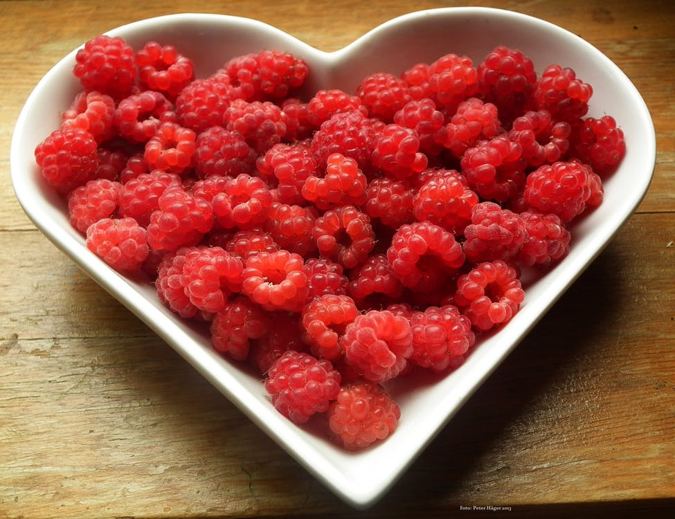 màu đỏ, món ăn, quả mâm xôi