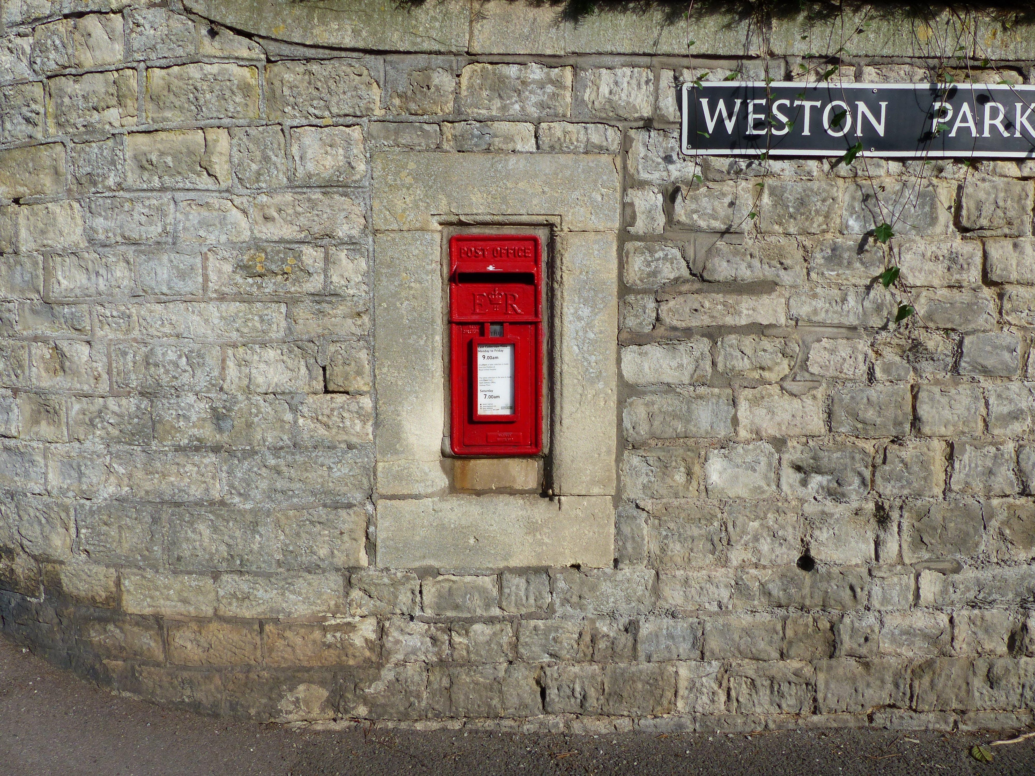 Weston Park Wall