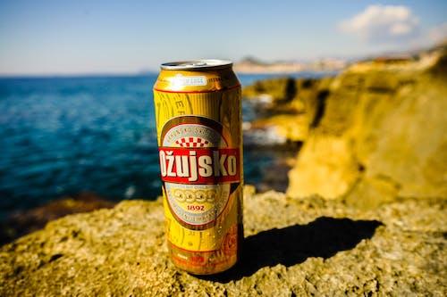 克羅地亞, 冷, 双照片, 啤酒 的 免费素材照片