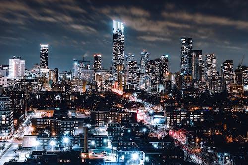 カナダ, シティ, スカイラインの無料の写真素材