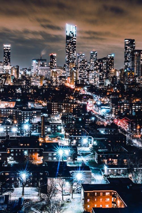 カナダ, シーン, シティの無料の写真素材