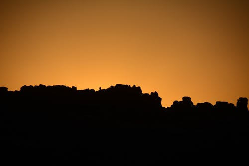 天空, 日出, 日落 的 免费素材照片