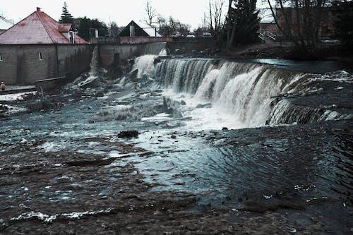 Imagine de stoc gratuită din apă, apă curgătoare, baraj, calamitate