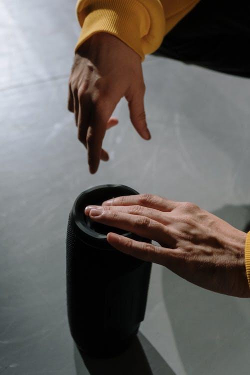 Kostnadsfri bild av bärbar, blåtand, cylinder
