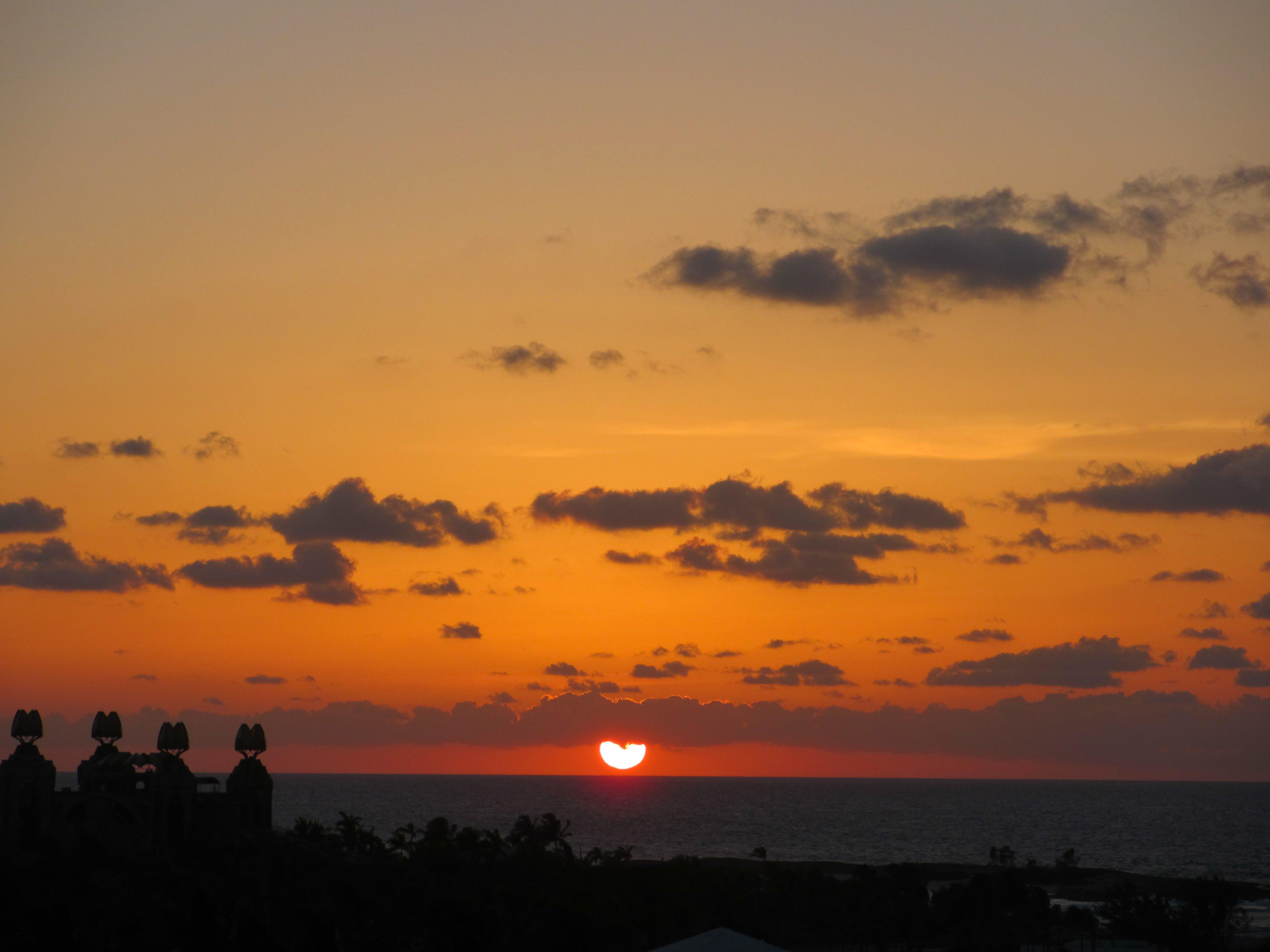 Free stock photo of paradise, sea, sunset