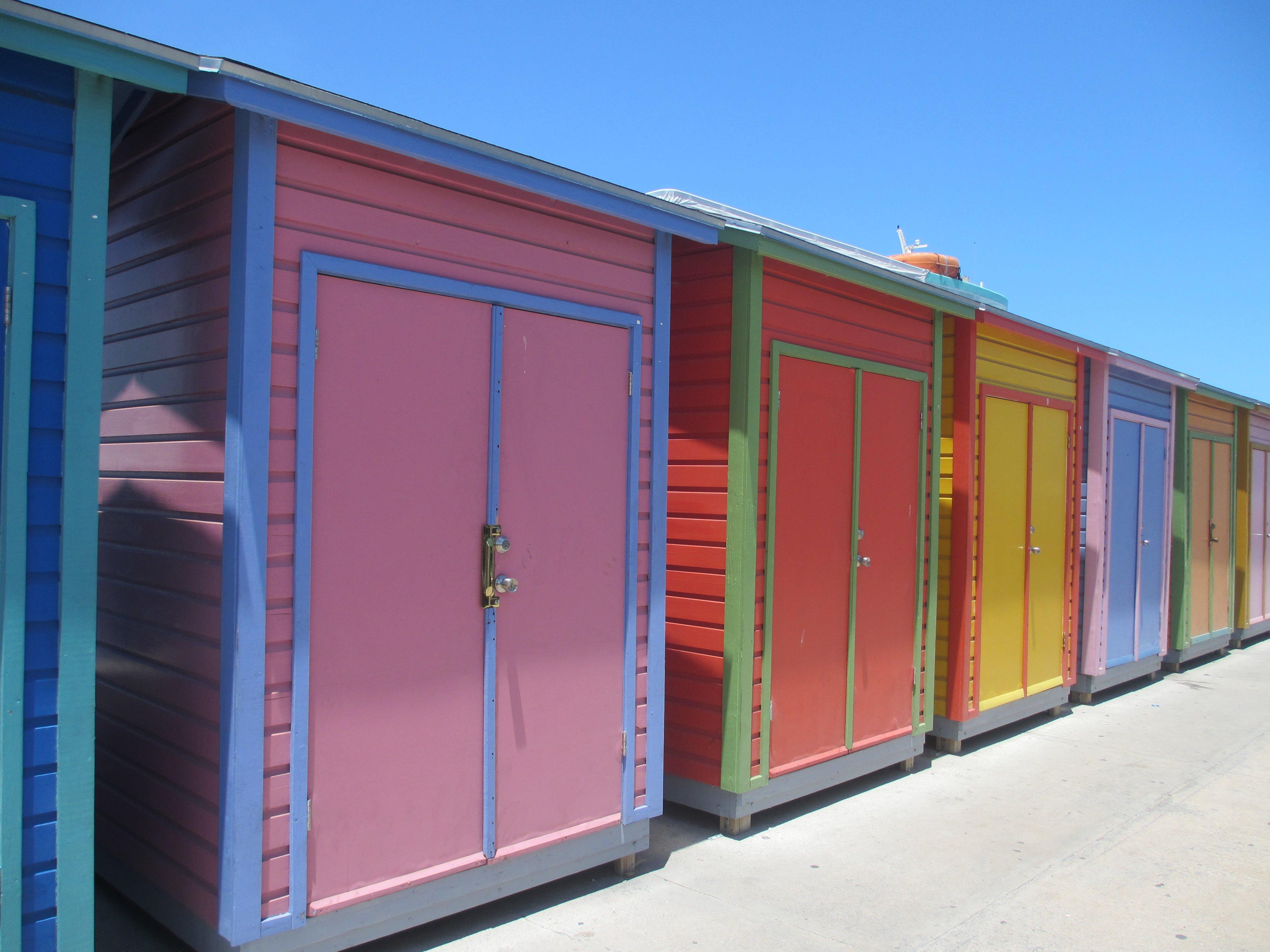 Free stock photo of Bahamas, beach, Beach box, Nassau