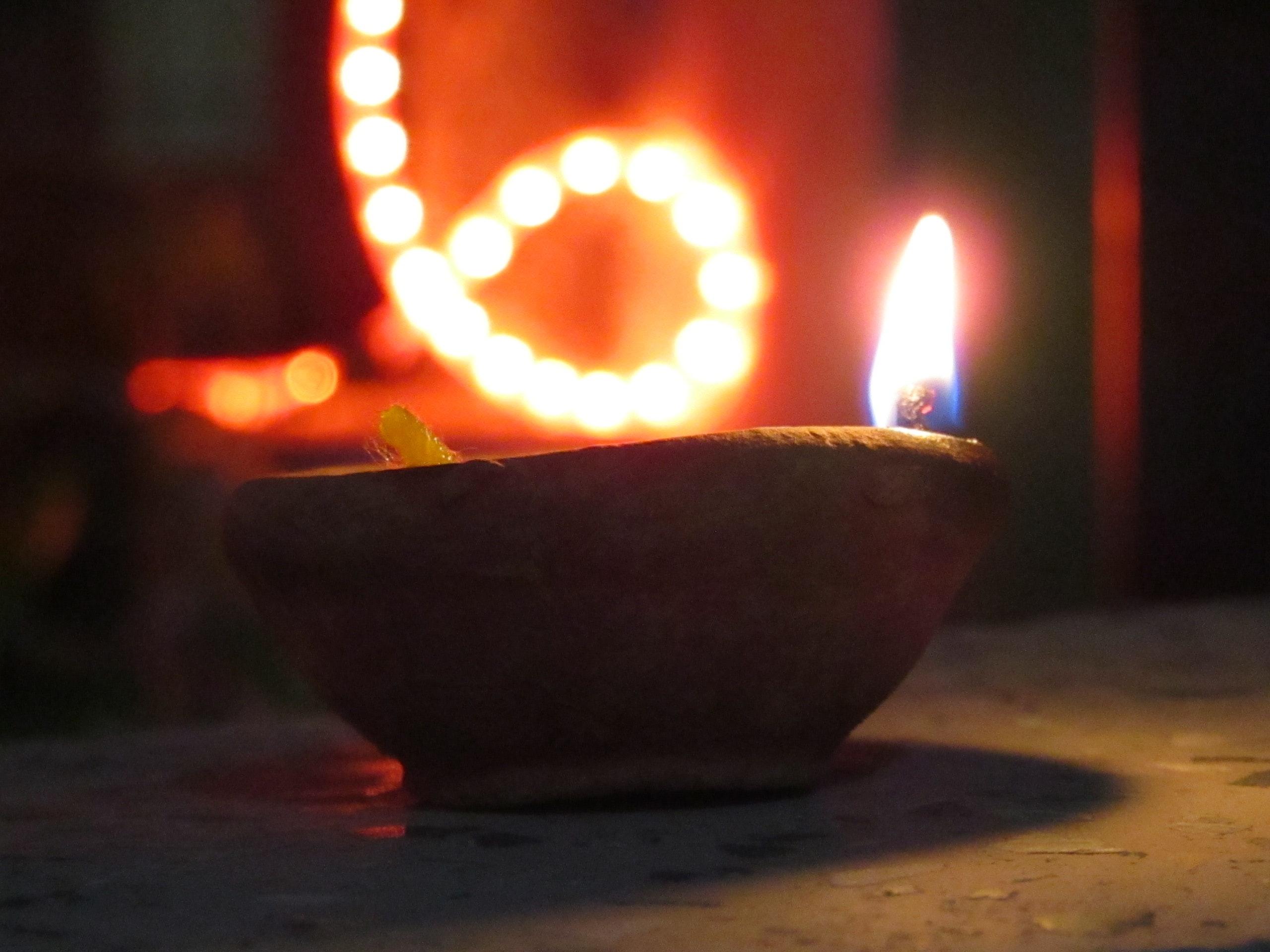 Image result for diwali diya