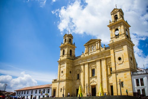 Free stock photo of basilica, Boyaca, chiquinquira