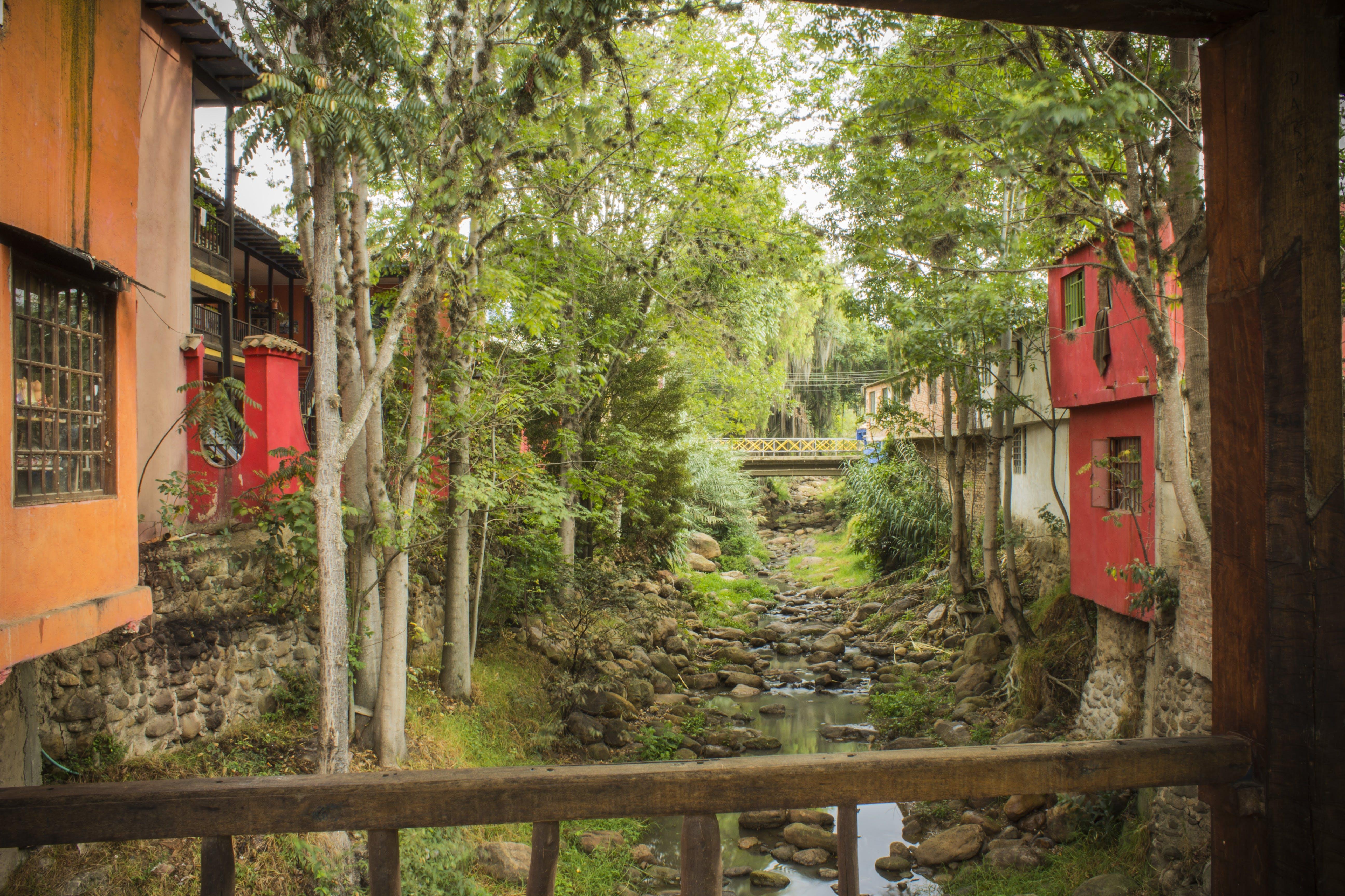 Free stock photo of Boyaca, bridge, colombia, Raquira