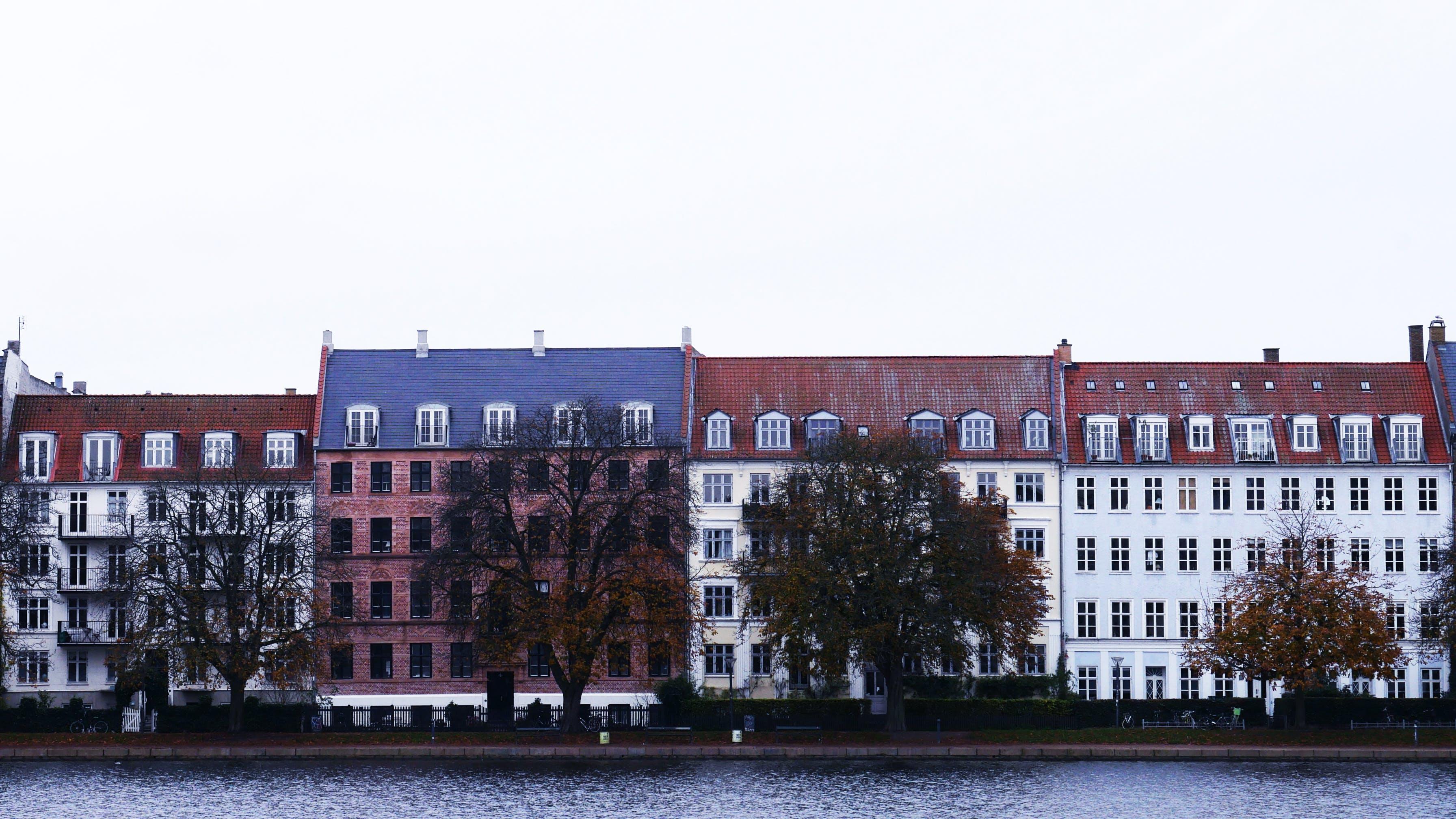 Δωρεάν στοκ φωτογραφιών με Κοπεγχάγη, κτήρια, τούβλα