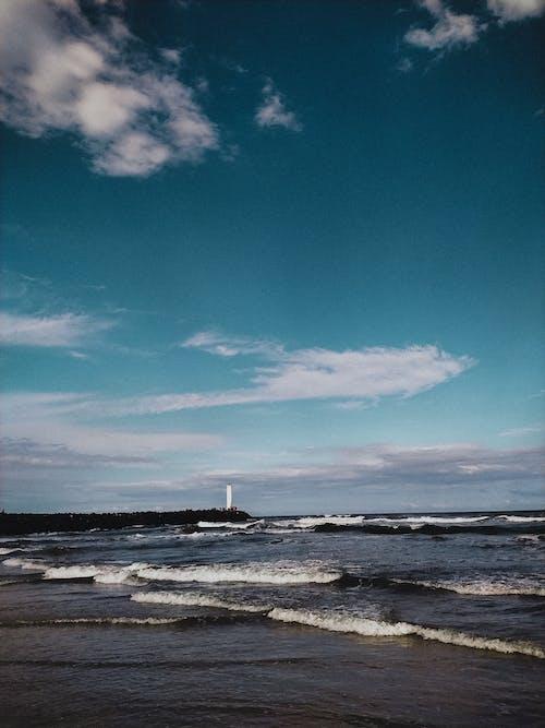 Free stock photo of beach, dawn, dusk, landscape