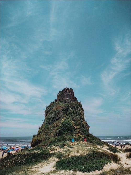 Free stock photo of beach, cliff, landscape, ocean