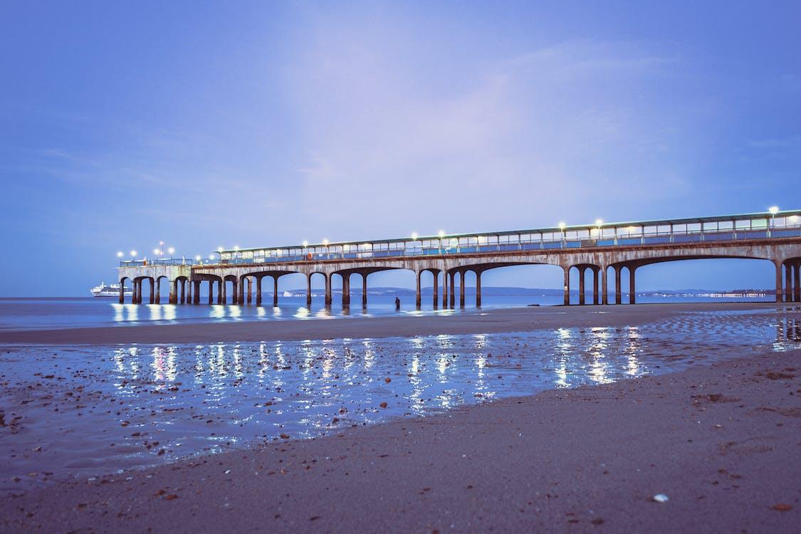 Free stock photo of beach, boscombe, bournemouth