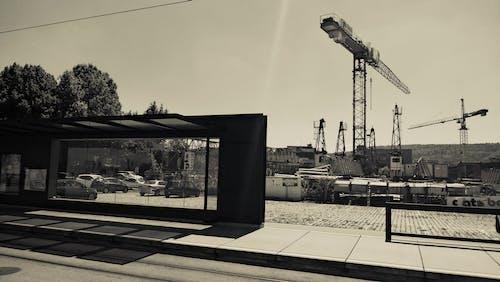 Free stock photo of tram lines, zuerich, zurich