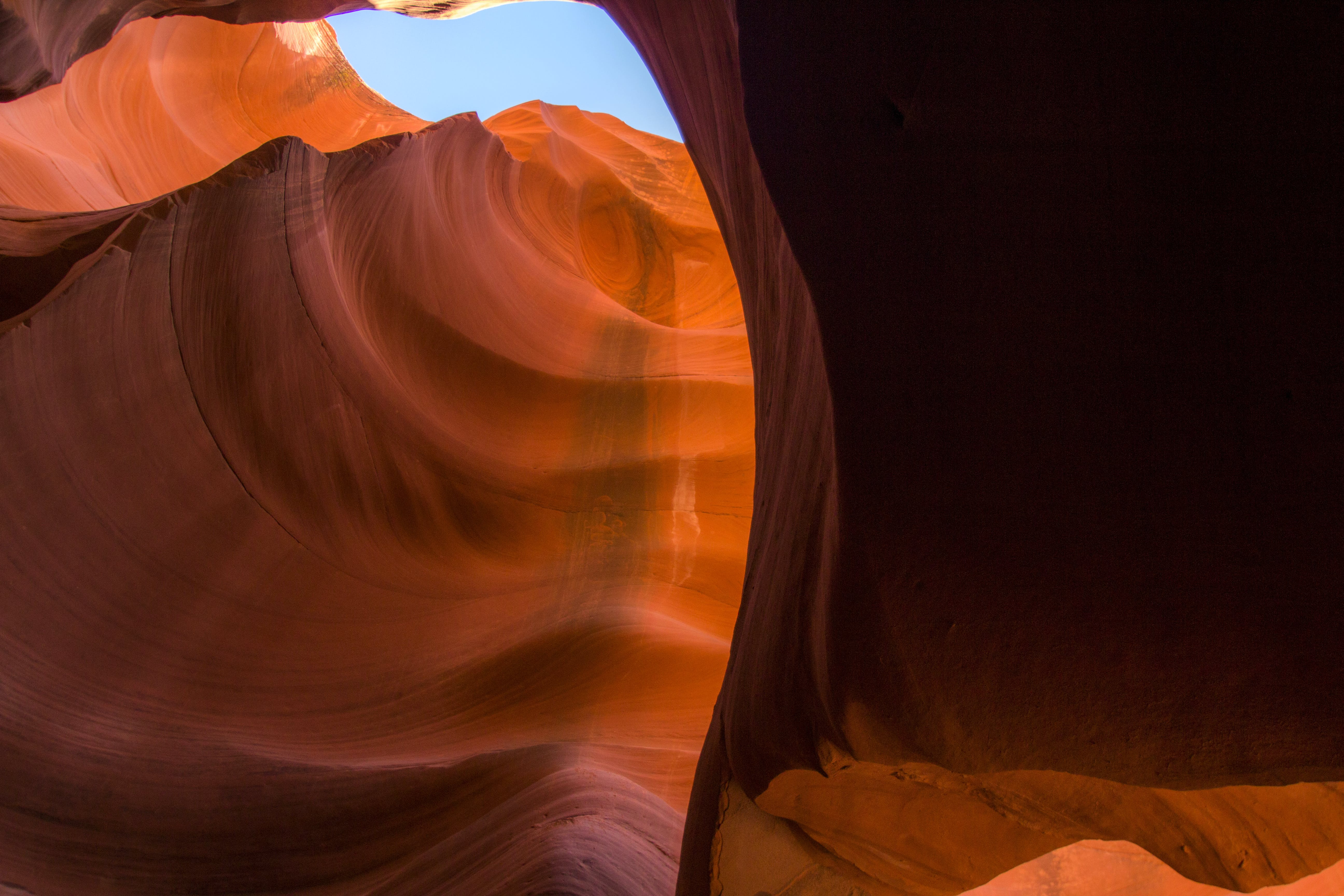 Kostenloses Stock Foto zu antelope canyon, antilope, arizona, canyon