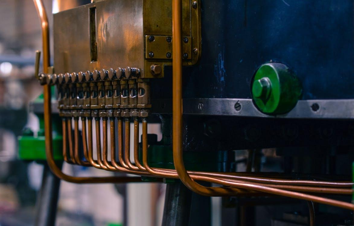 咖啡磨豆機, 工具, 工廠
