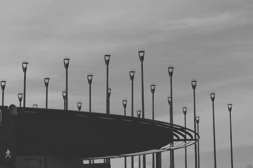 가로등, 가벼운, 건축, 경치의 무료 스톡 사진