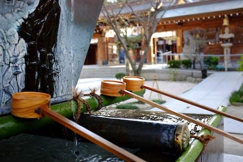 Foto profissional grátis de água, aumentar, bem-estar, cidade