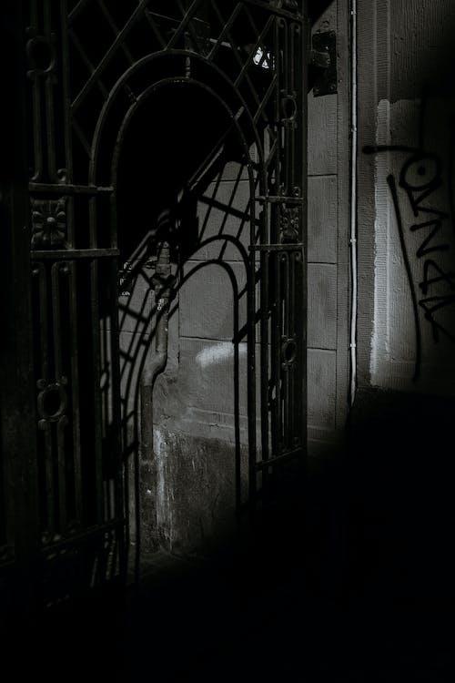 açık, bina, cezaevi içeren Ücretsiz stok fotoğraf