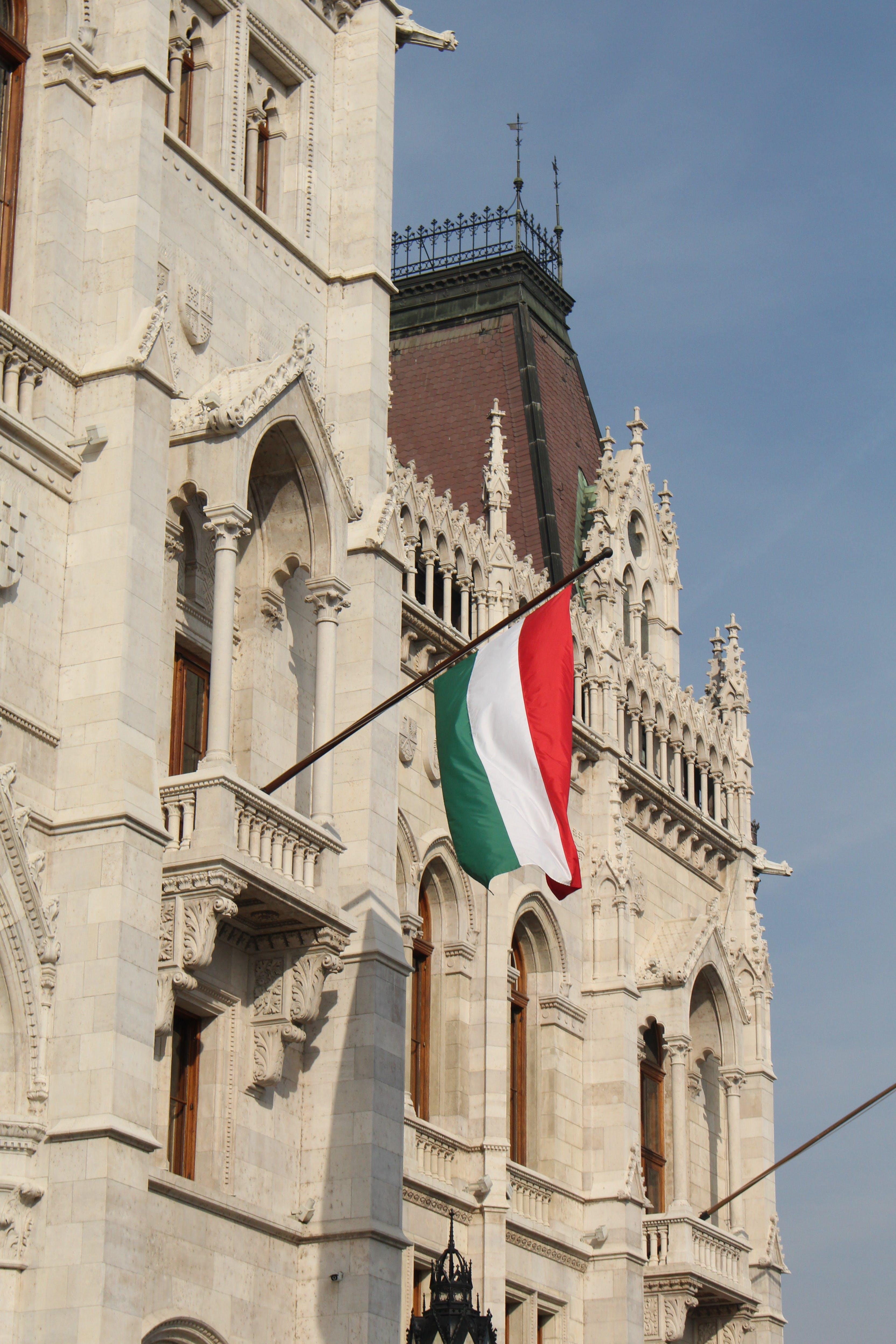 Kostenloses Stock Foto zu budapest, parlament, ungarischen parlamentsgebäude, ungarn