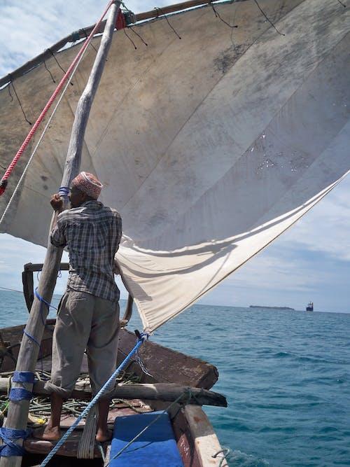 คลังภาพถ่ายฟรี ของ การเดินเรือ, ทะเล, ประมง, เรือ