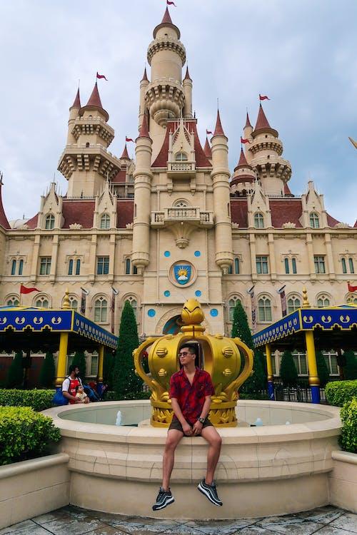 Kostnadsfri bild av drottning, festlig, kung