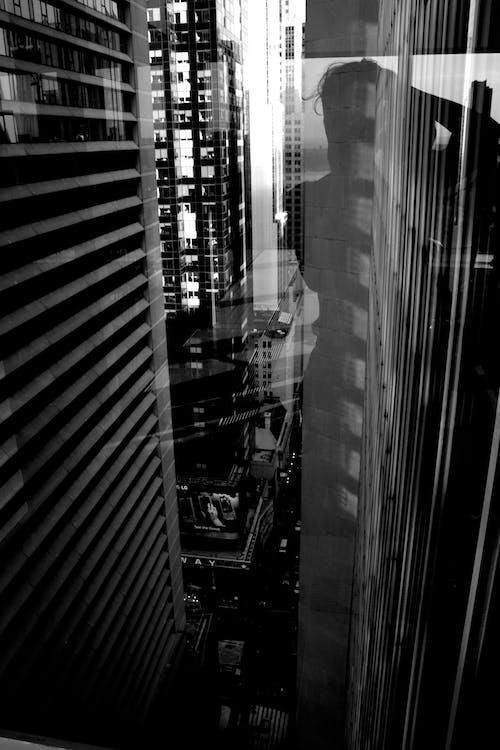 คลังภาพถ่ายฟรี ของ ตึกสูง, นิวยอร์ก