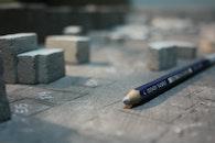 pencil, architecture, design