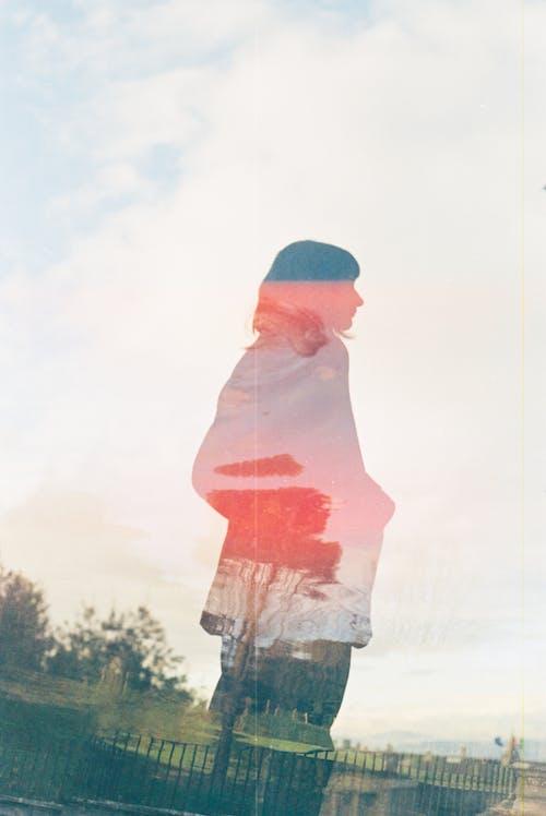 Immagine gratuita di 35mm, alba, brama, donna