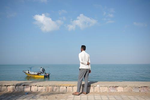 Free stock photo of boat, hormuz island, iran