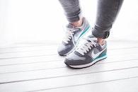 walking, shoes, jogging