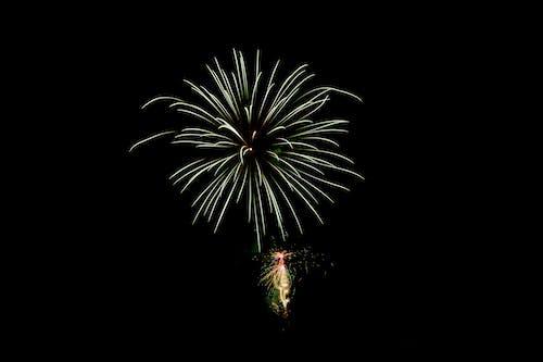Immagine gratuita di capodanno, celebrare, celebrazione, esplodere