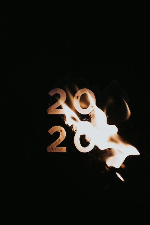 Kostnadsfri bild av 2020, år, brand