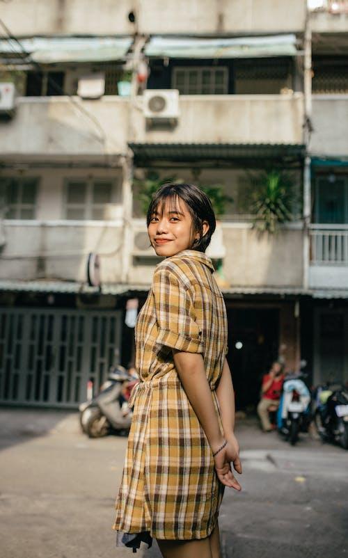 亞洲女人, 亞洲女性, 享受 的 免费素材图片