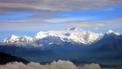 Imagine de stoc gratuită din kangchenjunga, muntele kangchenjunga