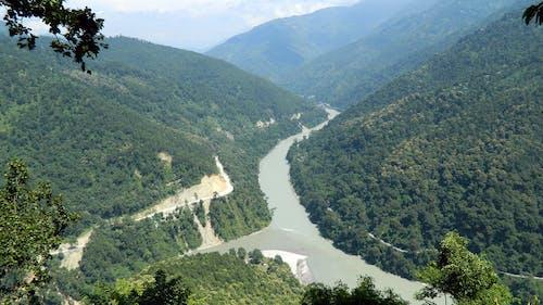 Fotobanka sbezplatnými fotkami na tému horská rieka