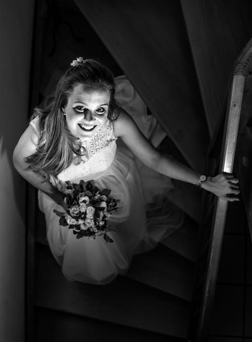 Бесплатное стоковое фото с женщина, живой мертвец, жуткий